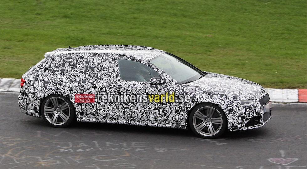 Nya Audi RS4 Avant
