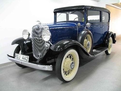 Chevrolet De Luxe Coach 1931