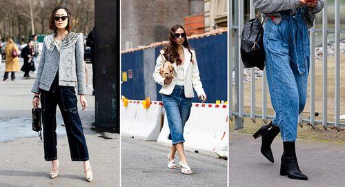 Jeans som sticker ut från det vanliga gör din vårlook så mycket roligare. Våga prova!