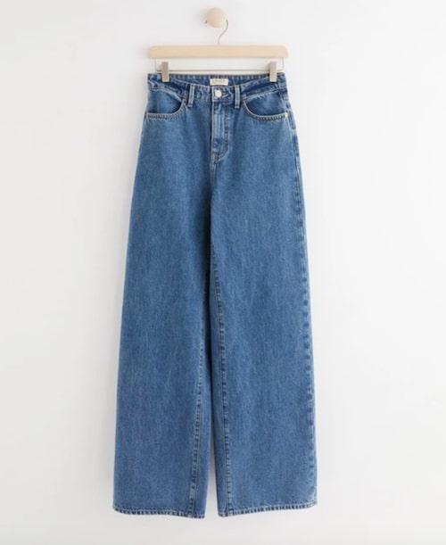 Vida jeans från Lindex.