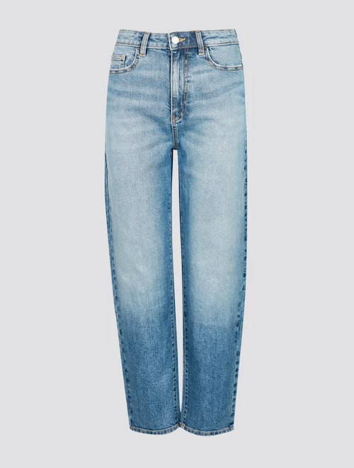 Barrel jeans från Cubus.