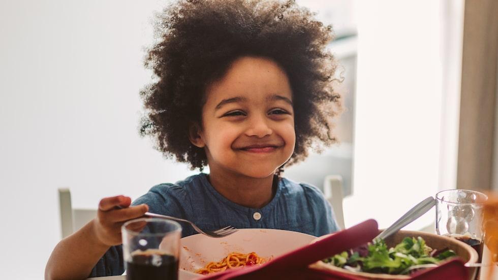Vi tipsar om maträtter som barnen brukar tycka om, men som även är goda för vuxna.
