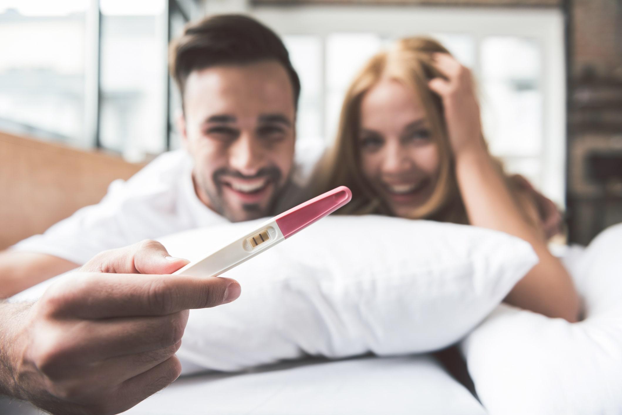 svettningar tidig graviditet