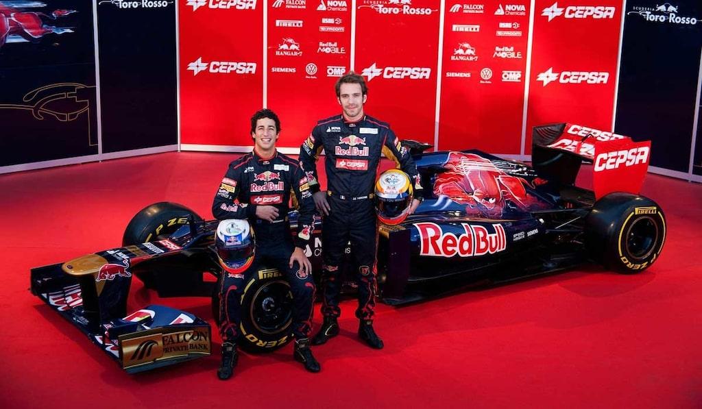 Toro Rosso F1 2012