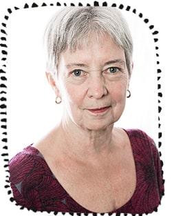 Barbara Gordan är förskolepsykolog.