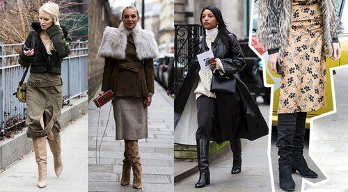 Klassiska stövlar – klassisk look. Matcha lite vågat med en iögonfallande kjol eller sätt en stilsäker outfit genom basgarderobsfavoriter.