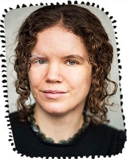 Cecilia Chrapkowska, barnläkare.