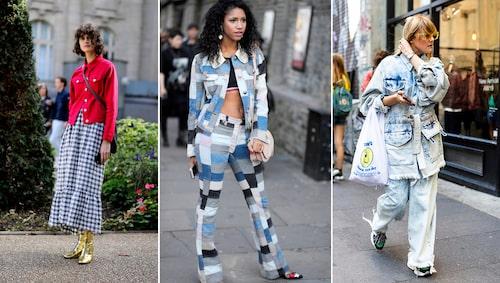Våga färg eller mönster till din jeansjacka!