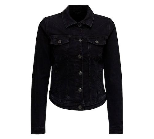 Figurnära jeansjacka från Esprit.