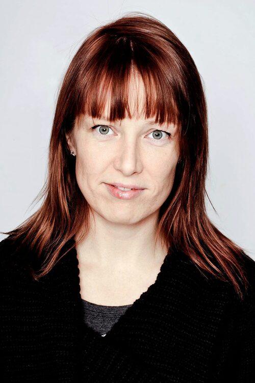 Katja Tasala Gradin.
