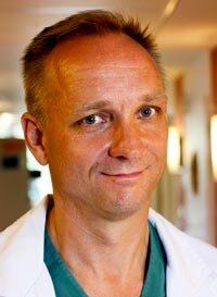 Överläkare Mats Brännström.