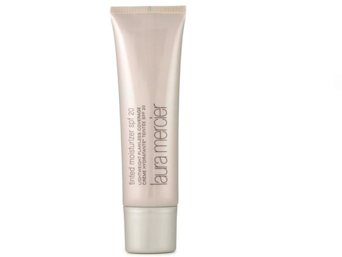 Recension på Tinted moisturizer spf 20 från Laura Mercier.
