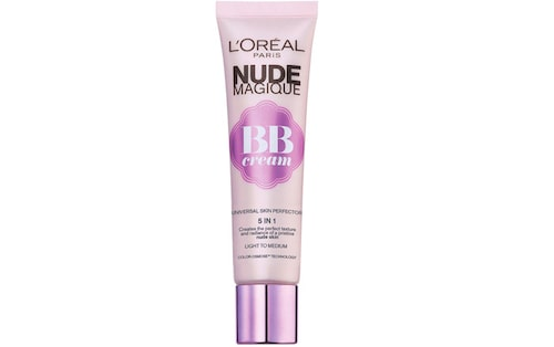 Recension på Nude Magique BB-cream från L'oréal Paris.