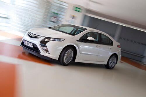 Opel Ampera/Chevrolet Volt