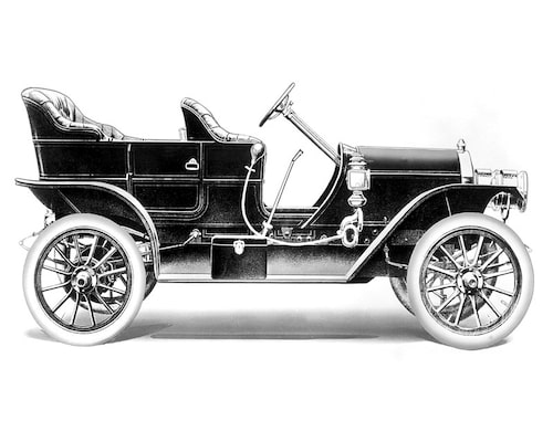 1907 OAKLAND