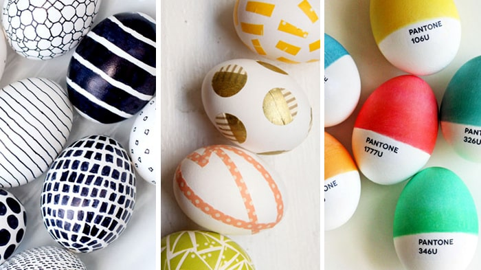 Tips på hur man kan måla sina ägg.