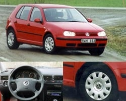 Volkswagen Golf 1,4 City