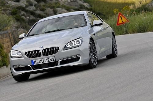 En väldigt upphaussad bil redan innan lanseringen har BMW 6-serie Gran Coupé varit. Nu har vi varit och provkört den nere på Sicilien. Imponerar bilen? Klicka vidare för att se...
