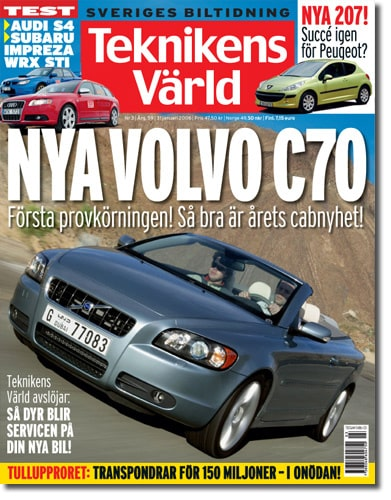Teknikens Värld nummer 3 / 2006