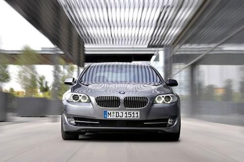 Nya BMW 5-serie Sedan