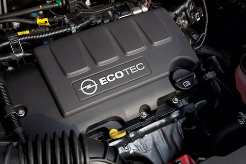 1,4 Turbo på 140 hästkrafter är bästa motorn i Mokka.