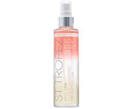 Recension av Self tan purity vitamins bronzing water mist, 200 ml, St.Tropez.
