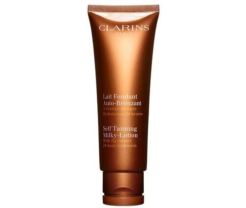 Recension av Self tan milky-lotion, 125 ml, Clarins.
