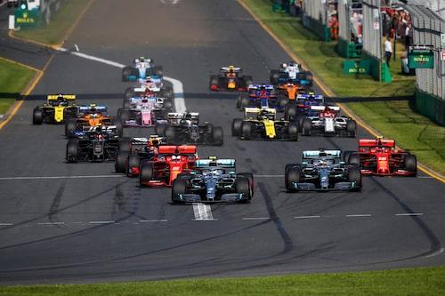 Nya regler. Med nya regler till säsongen 2022 ska vi få se tätare racing och bättre underhållning.