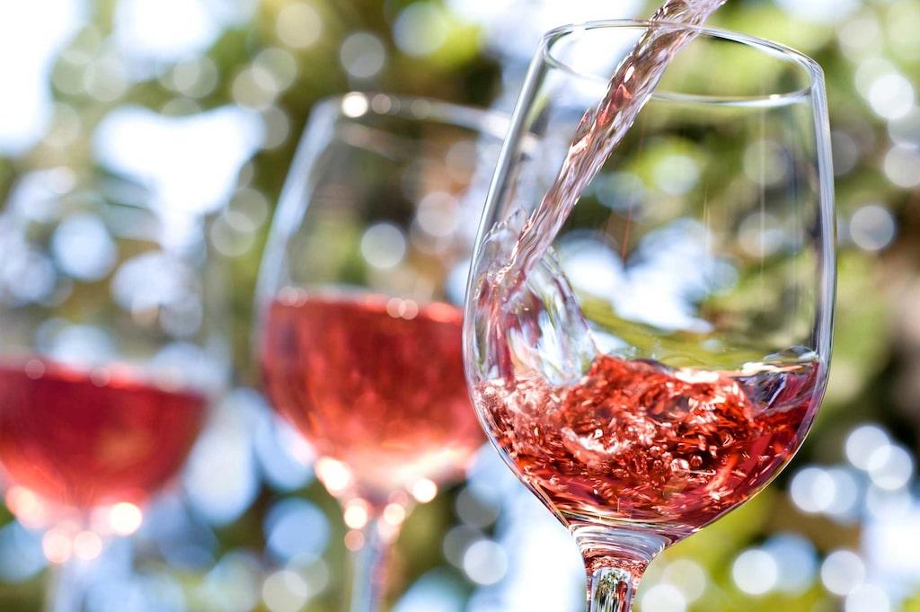 Tips! Servera rosévinet riktigt kallt.