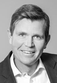 Lars Norlén, överläkare och professor i dermatologi.
