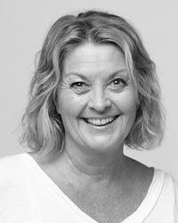 Eva Tannemyr, hudterapeut.
