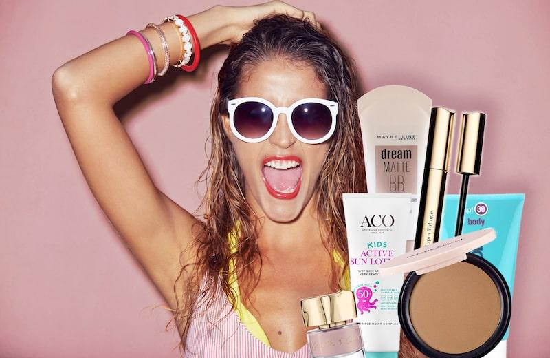 Tips på skönhetsprodukter i sommar