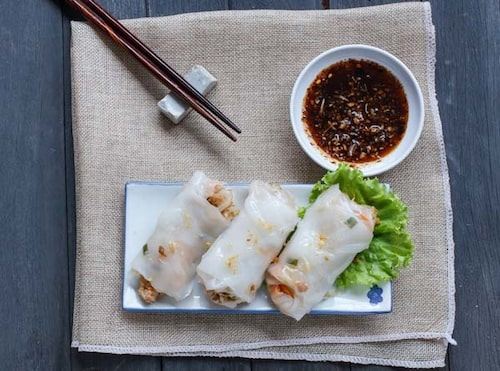 Steamed rice roll är en asiatisk mattrend.