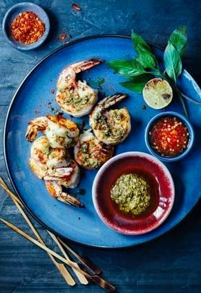 På Mauritius finns ett stort utbud av kreolskt, indiskt, franskt och kinesiskt kök. Fisk och skaldjur är ett självklart val.