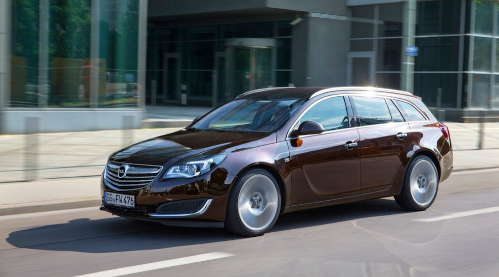 Opel Insignia 2,0 CDTi 140 ecoFLEX Sports Tourer