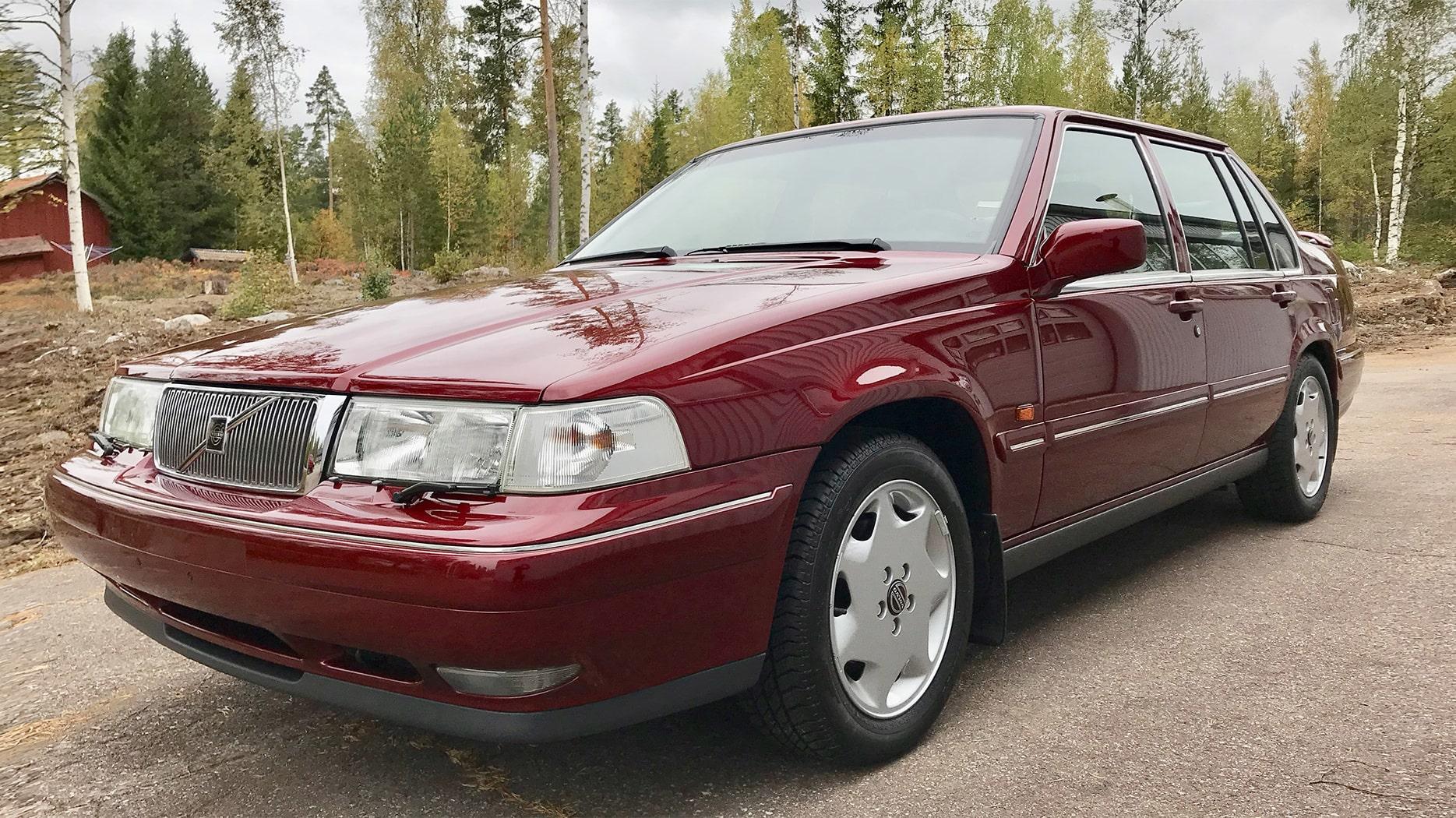 Volvo 960 Sald For 350 000 Kronor Teknikens Varld