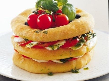 Italiensk macka för flera