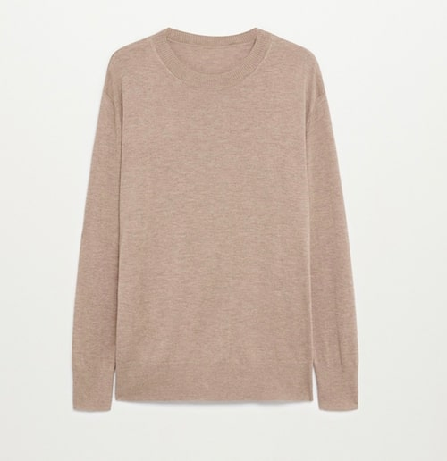 Perfekta tröjan för restorative yoga!