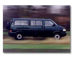 Volkswagen Caravelle TDI Syncro