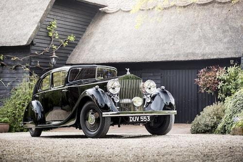 Fältmarskalk Montgomerys Rolls-Royce Phantom II