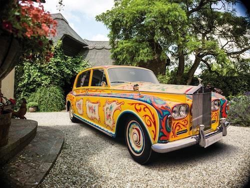 John Lennons Rolls-Royce Phantom V