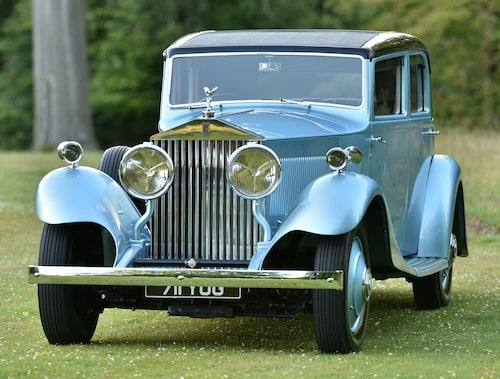 Sir Malcolm Campbells Rolls-Royce Phantom III