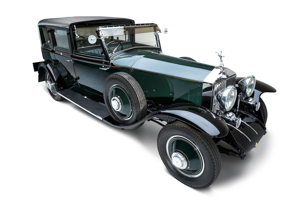 Fred Astaires Rolls-Royce Phantom I