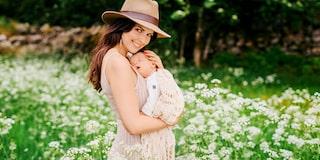 Svt S Malin Olsson Om Sin Forlossning Och Mammlivet Mama