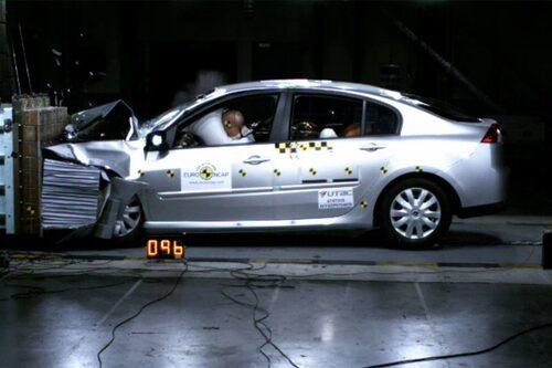 Renault Laguna - 5 stjärnor