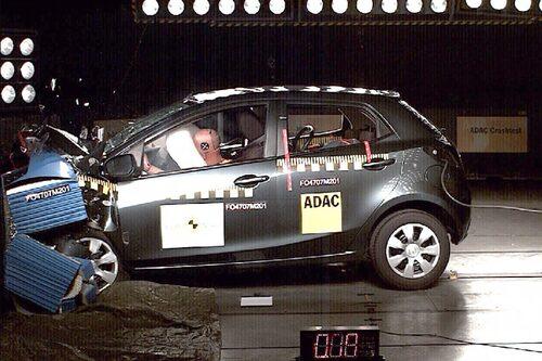 Mazda 2 - 5 stjärnor