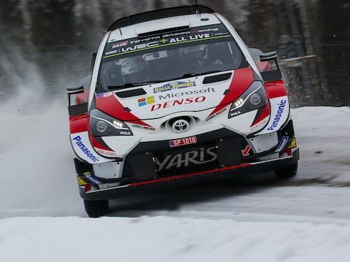 Senaste vinnare av Rally Sweden är estländaren Ott Tänak. Han korsade mållinjen först av alla i sin Toyota Yaris i februari i år.