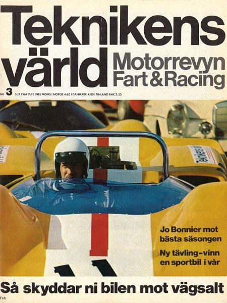 Teknikens Värld nummer 3 / 1969