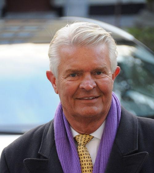 Bil Swedens vd Bertil Moldén