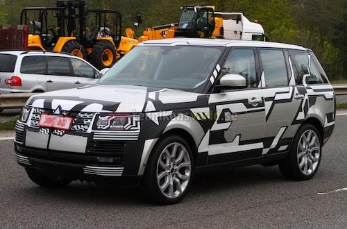 Nya Range Rover